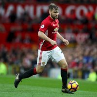 Luke Shaw (lateral izquierdo) – Manchester United Foto: Getty Images