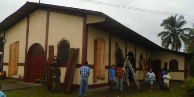 Nicaragua en estado de emergencia por huracán, sismo y tsunami