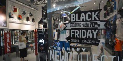 Verificarán que comercios cumplan ofertas del Viernes Negro