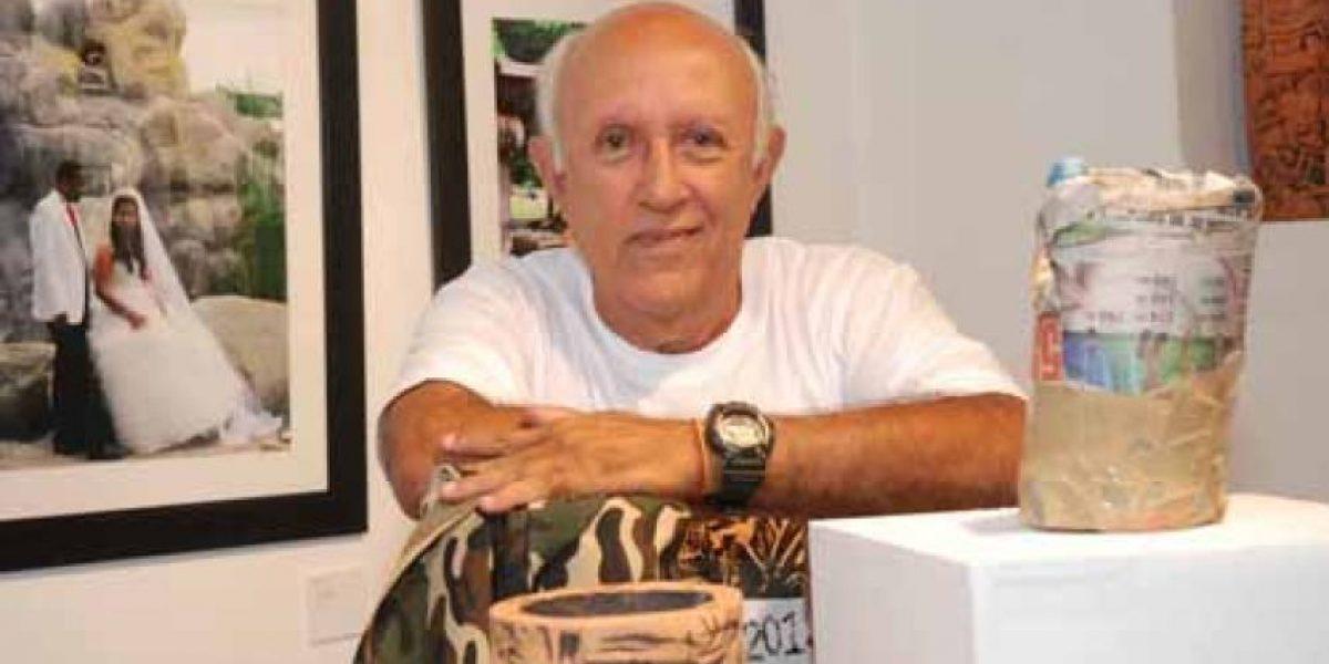 Cultura otorga Premio Nacional de Artes Plásticas al artista Thimo Pimentel