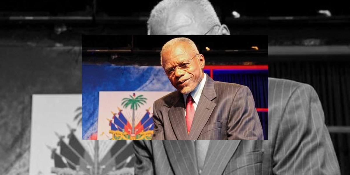 Exprimer ministro haitiano Yvon Neptune herido a tiros en Haití