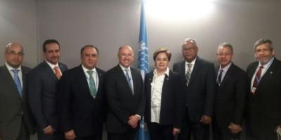 RD aboga por apoyo de proyectos conjuntos con Haití de adaptación cambio climático