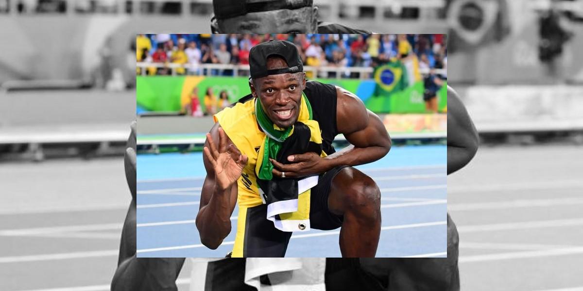 Bolt confirma que entrenará con el Borussia Dortmund cuando deje el atletismo