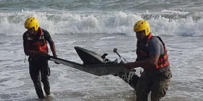 Recuperan restos helicóptero desaparecido tras despegar en Puerto Plata
