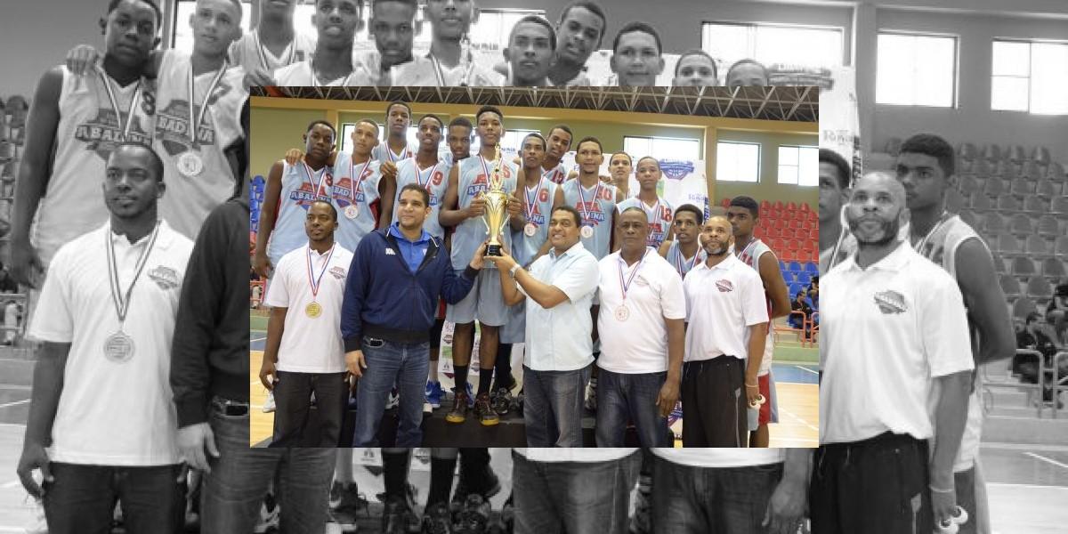 Distrito Nacional se proclama campeón del torneo nacional U-16