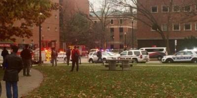 Tiroteo en Universidad de Ohio deja al menos siete heridos
