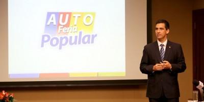 Autoferia Popular ofrece  tasas fijas desde 8.50 %