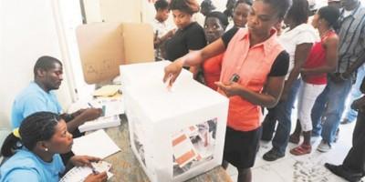 Piden en Haití respeto a los resultados electorales