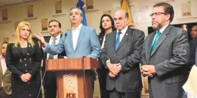 Oposición no quiere una JCE como la de Roberto Rosario