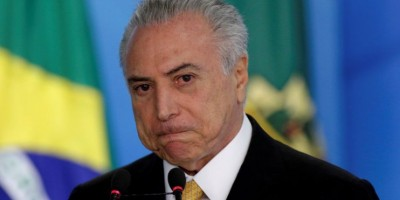 Presidente Temer decreta 3 días de luto por tragedia del Chapecoense