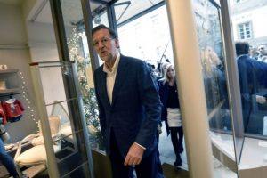 Mariano Rajoy es presidente de España desde 2011. Foto:AFP