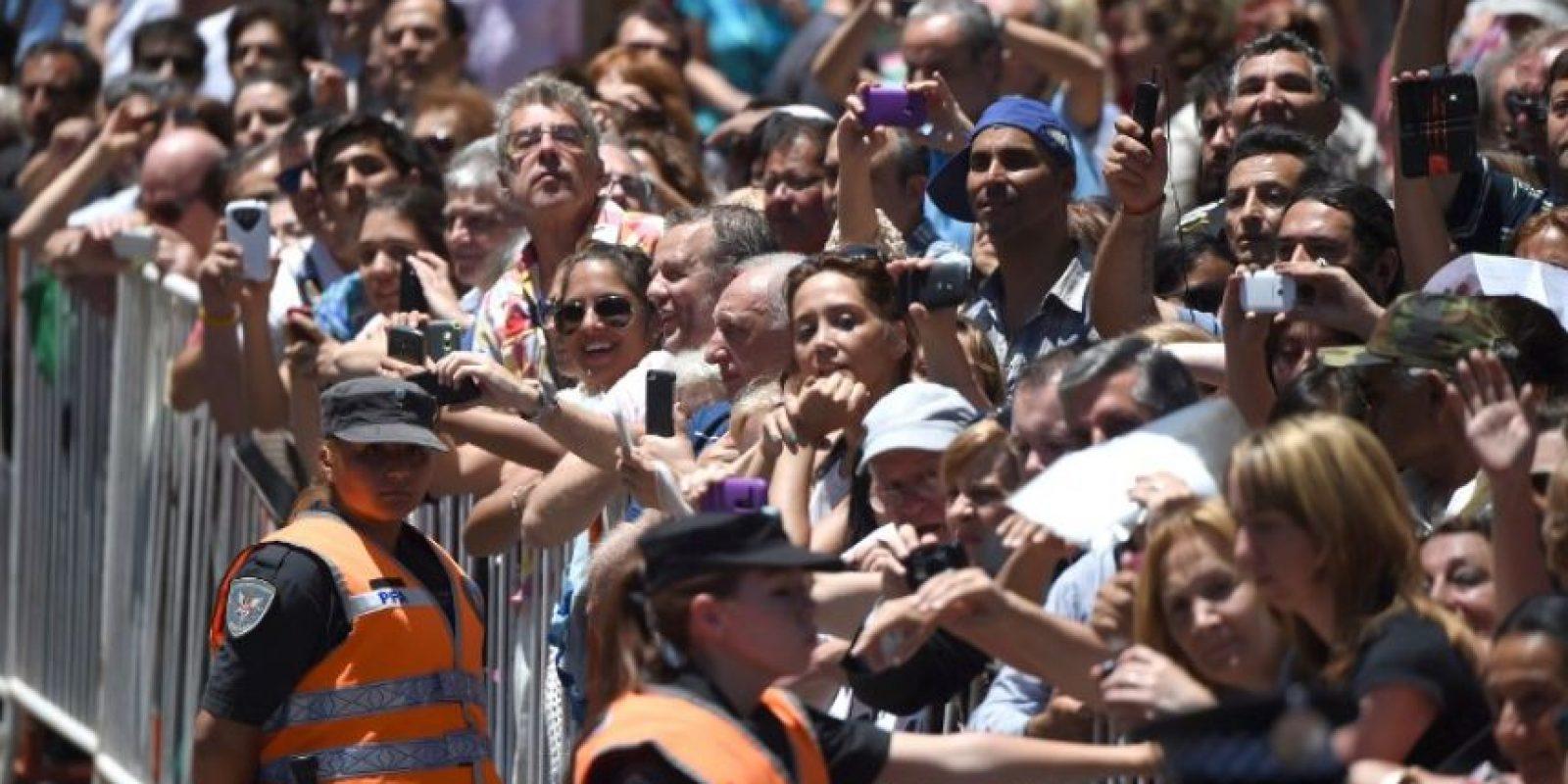 Hasta el momento, tenían un impuesto del 5% Foto:AFP