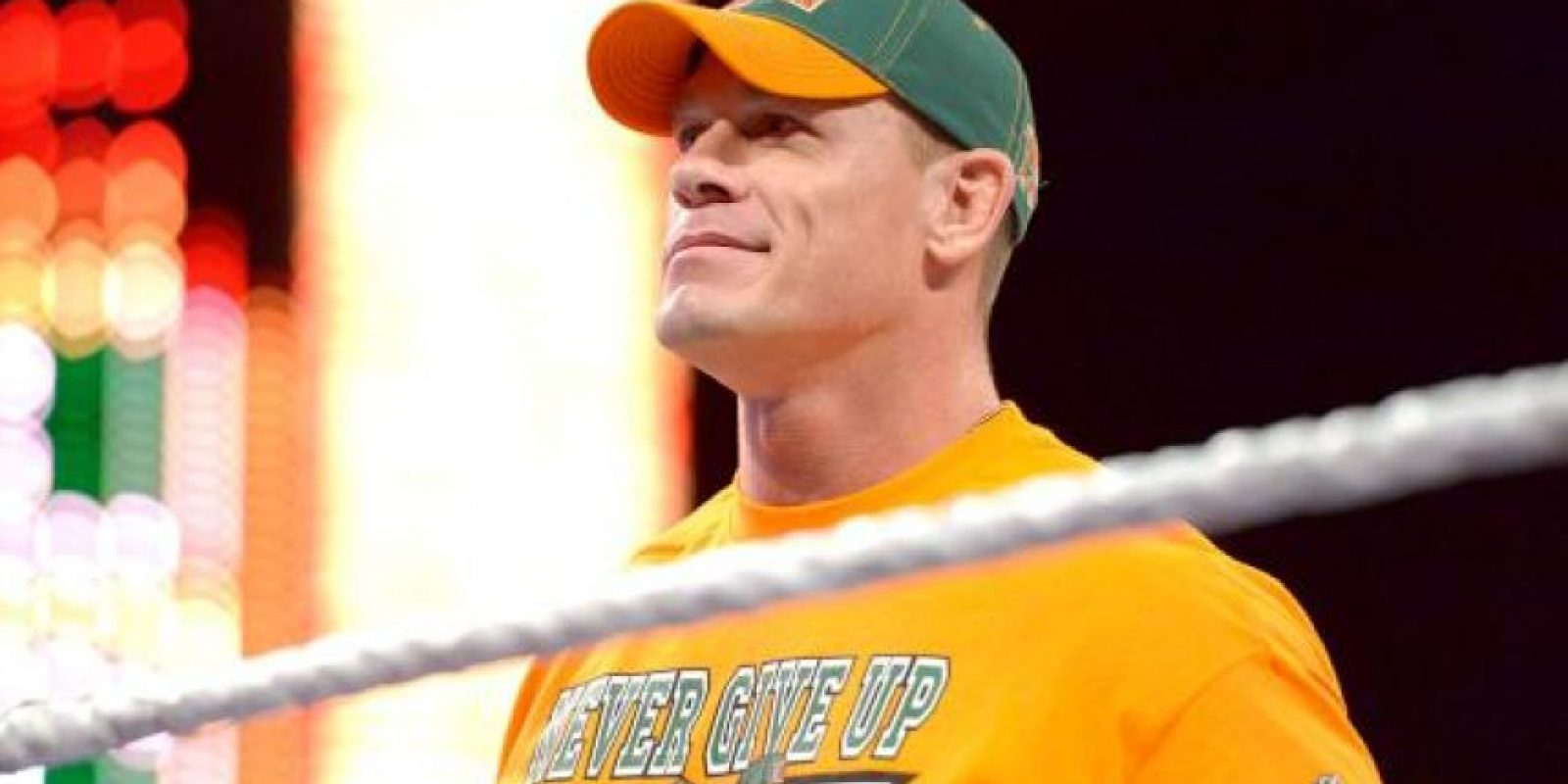 Ahora se encuentra de vacaciones Foto:WWE