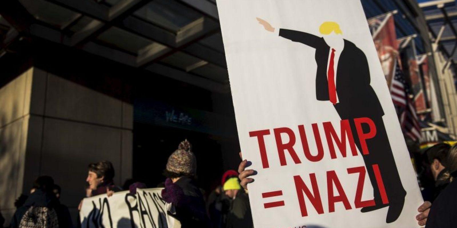 Mismas que ocasionaron polémica durante su campaña. Foto:AFP