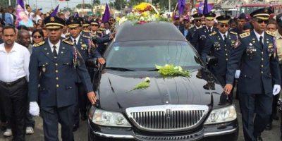 Último adiós al alcalde Juan de los Santos