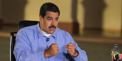 Nicolás Maduro en 2015 Foto:Facebook.com/NicolasMaduro