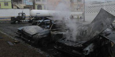Explosión en envasadora de gas alarma a Los Ríos