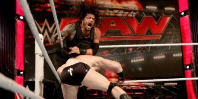 14. Eliminó a 12 luchadores en Royal Rumble 2014, un récord en la empresa Foto:WWE
