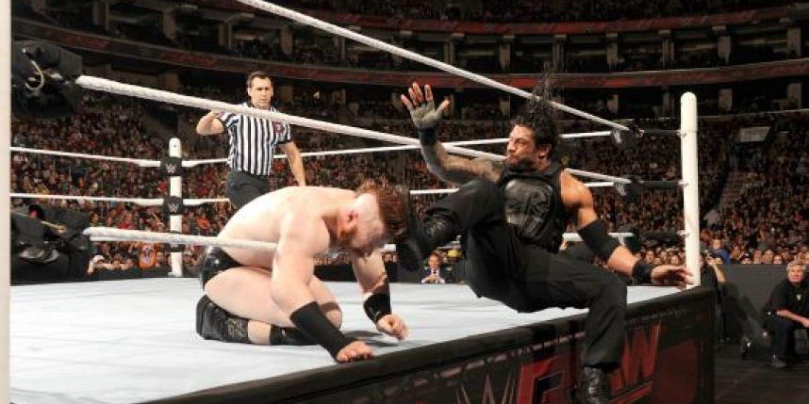 11. Es primo de La Roca, Rikishi, Yokozuna y Umaga Foto:WWE
