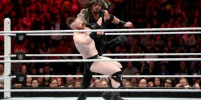 8. Desde 2010 firmó con la WWE y entró a la Florida Championship Wrestling, territorio de desarrollo de la empresa Foto:WWE
