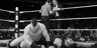 2. Ha peleado con los nombres de Joe Anoa y Lake Foto:WWE