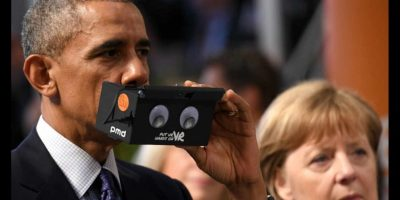 En la misma, Obama aseguró que EE.UU. tiene un compromiso con la innovación. Foto:Getty Images