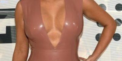 Miren lo que Kim Kardashian hizo con su placenta