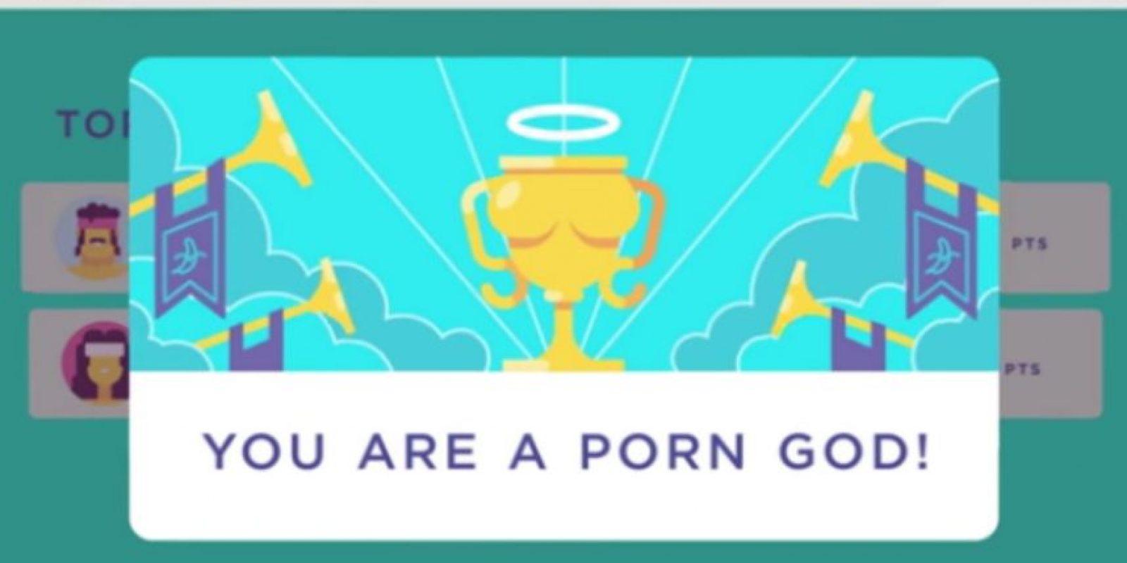 Y el sistema de PornHub les devolverá un link… Foto:PornHub