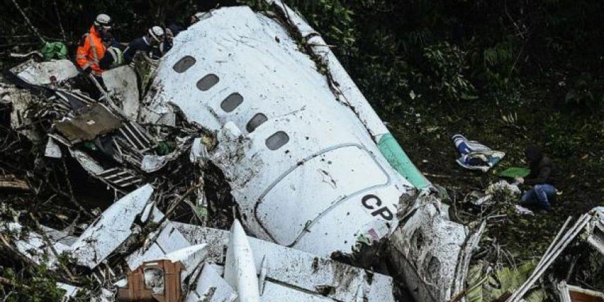 Piloto del avión de Chapecoense reportó falta de combustible
