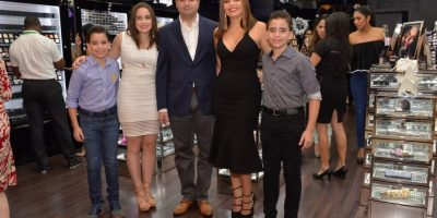 "#TeVimosEn: ""Make Up Store"" en Ágora Mall"