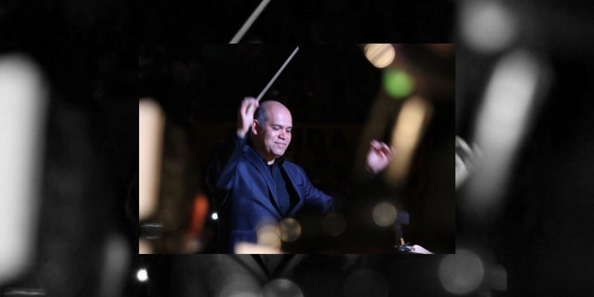 La Orquesta Filarmónica de Santo Domingo al Teatro Nacional
