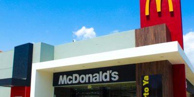McDonald's  Tiradentes abierto las 24 horas
