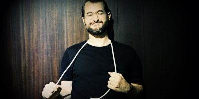 Carlos Sánchez: Se prepara para un 2016 de cara a la televisión y el cine
