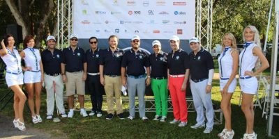 #TeVimosEn: Realizan torneo de Golf PQ benéfico