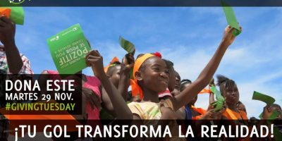 Fundación Fútbol Más busca donativo a favor de niños en Haití