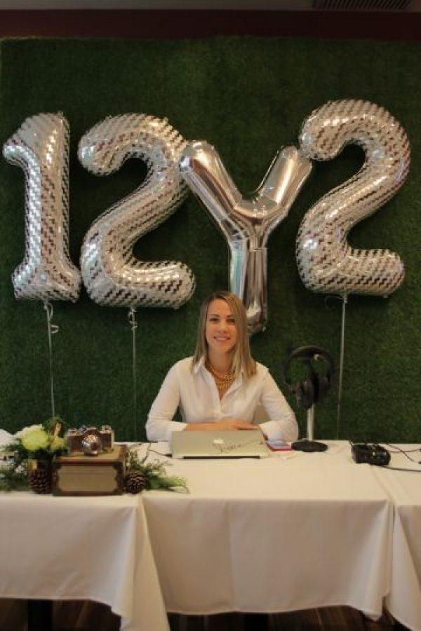 """Aniversario """"12 & 2"""" Foto:Fuente externa"""