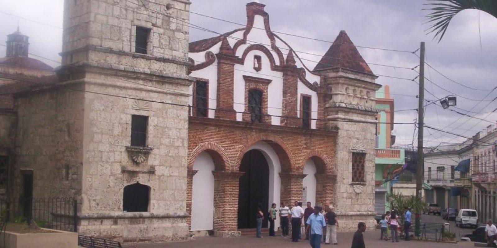La iglesia Santa Bárbara de la Zona Colonial será restaurada. Foto:Fuente externa