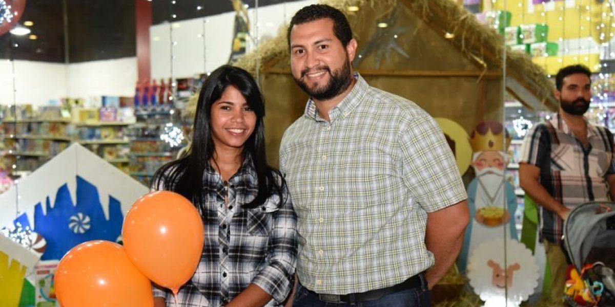 #TeVimosEn: Galería 360 recibe la Navidad en familia