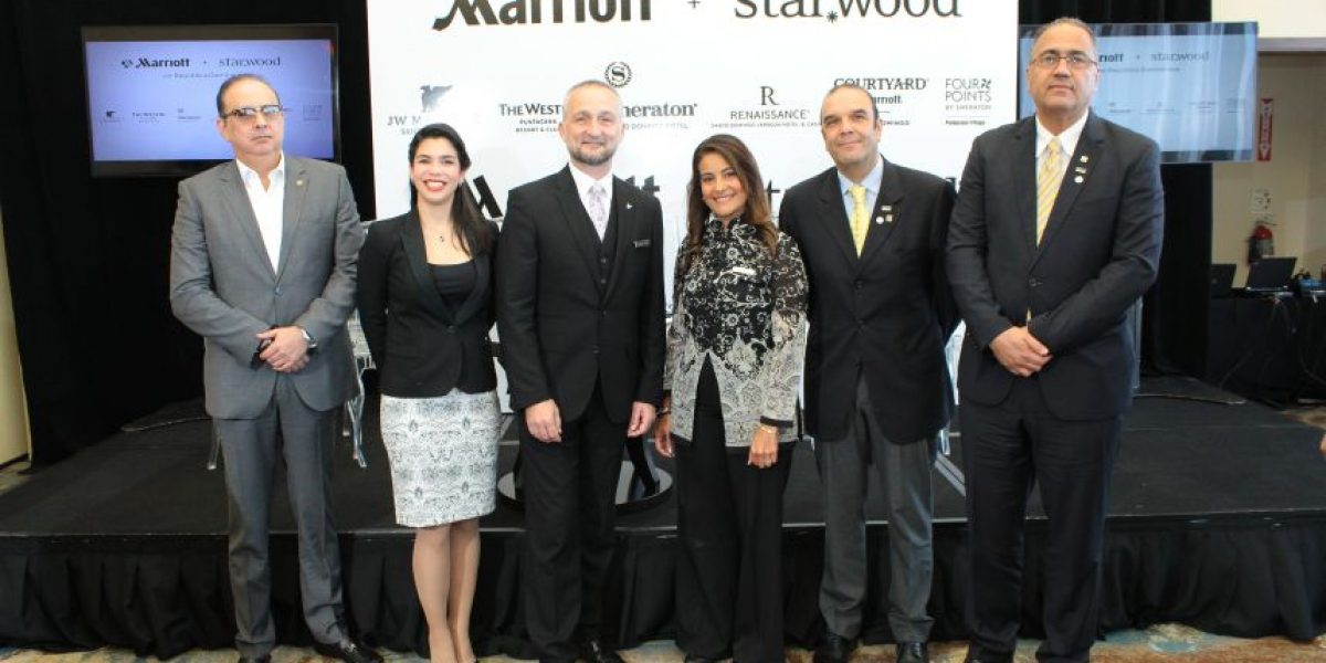 #TeVimosEn: Marriott adquiere Starwood Hotels