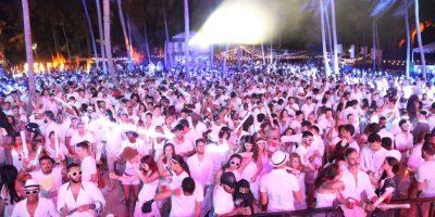 """Desalia,""""la mejor fiesta de blanco del Caribe"""""""