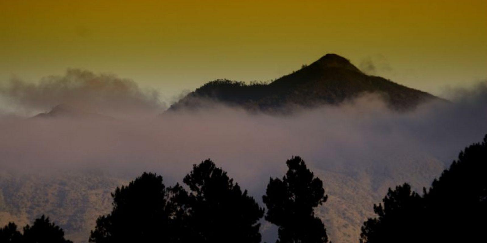 En Valle Nuevo, Constanza puesdes disfrutar de un invierno en el Caribe con temperaturas que podrían llegar hasta los -5 grados celcius Foto:Cluster ecoturistico de constanza