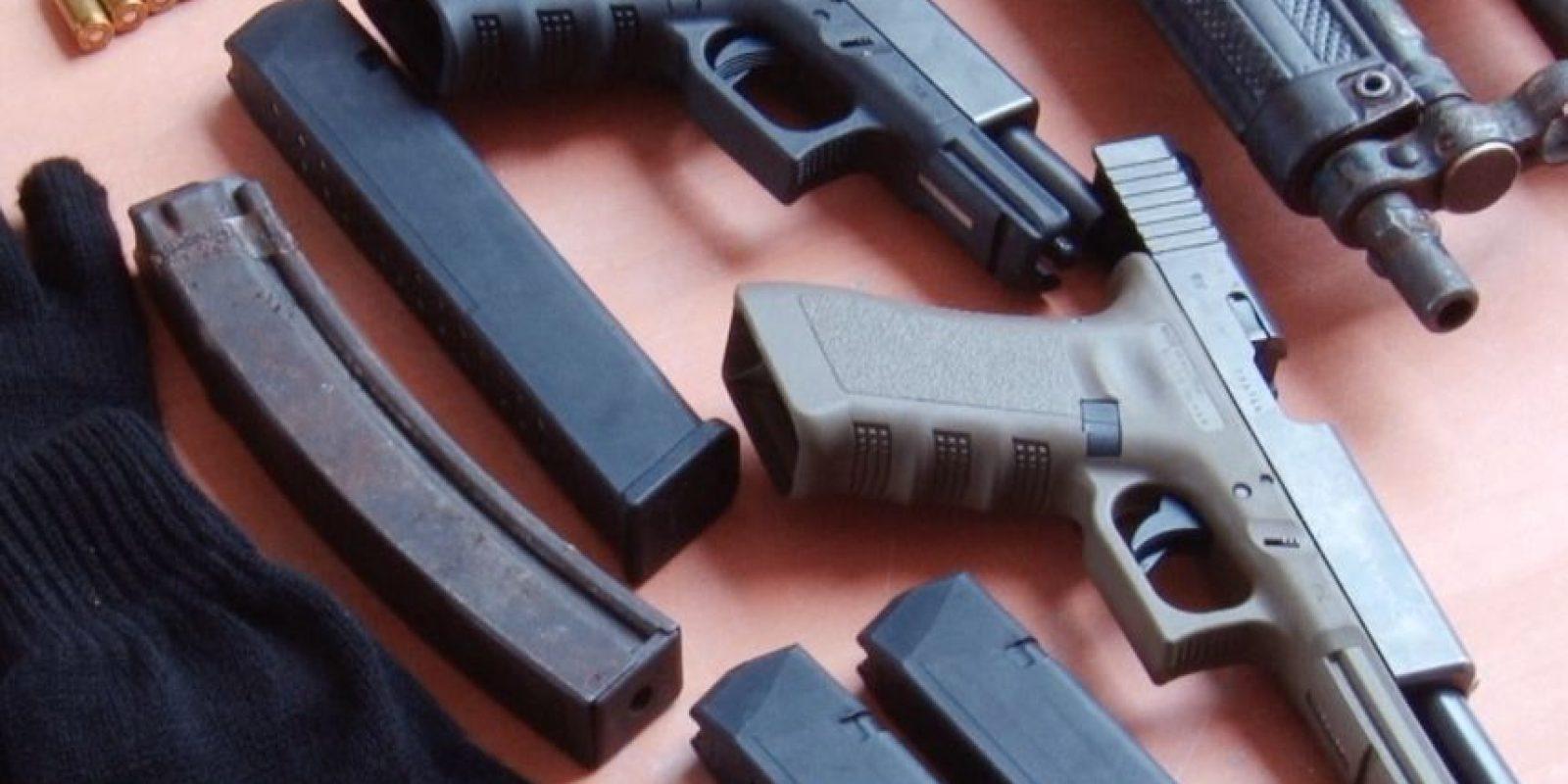 El desarme de la población civil es un tema recurrente de debate. fotos/ Foto:Fuente Externa