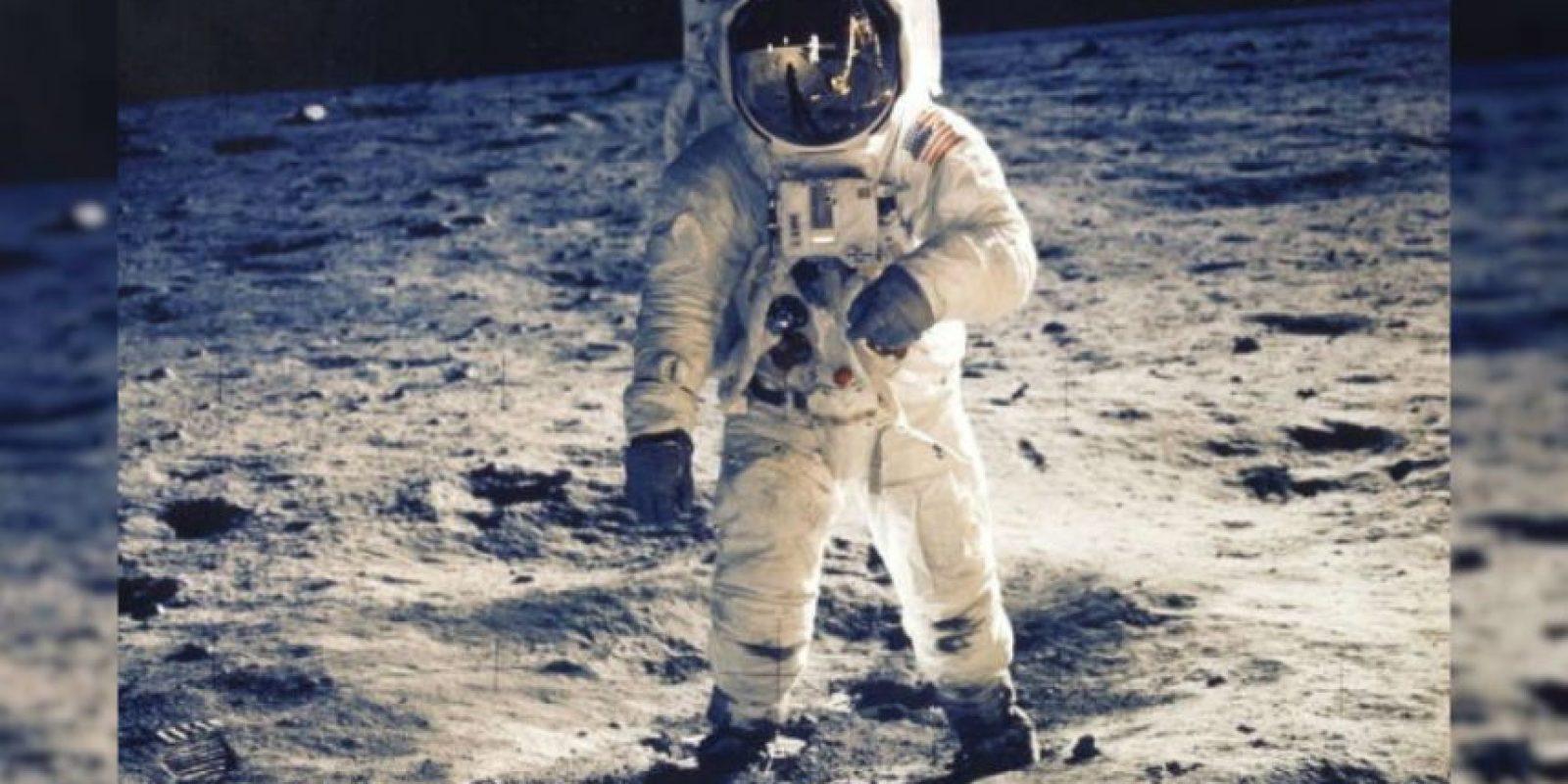 ¿Qué escucharon los astronautas en la Luna? Foto:Getty Images