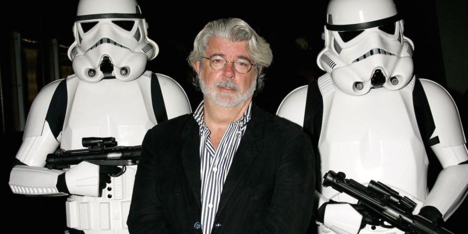 """6.- """"El Pueblo contra George Lucas"""", es el nombre de un documental en el que diversas personas revelan su desprecio hacia el cineasta y sus decisiones frente a la saga de """"Star Wars"""". Foto:Getty Images"""
