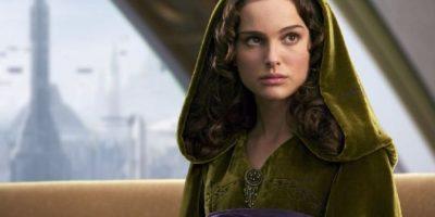 """""""Padmé Amidala"""" en """"Star Wars: La venganza de los Sith"""" Foto:IMDb"""