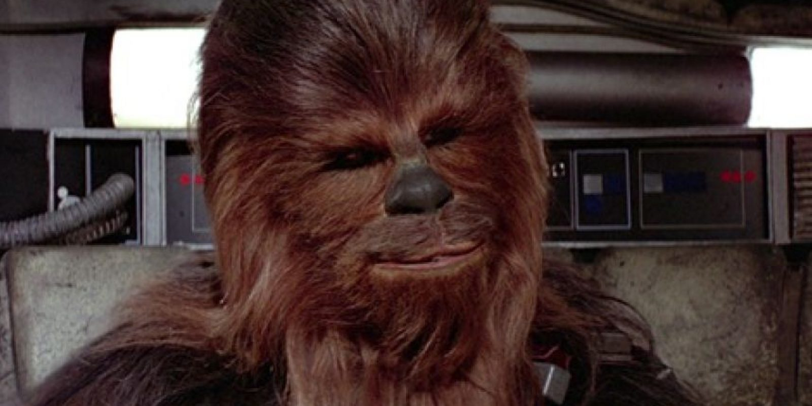 """""""Chewbacca"""" en """"Star Wars: El imperio contraataca"""" Foto:IMDb"""