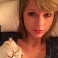Taylor Swift sin maquillaje Foto:vía instagram.com/taylorswift