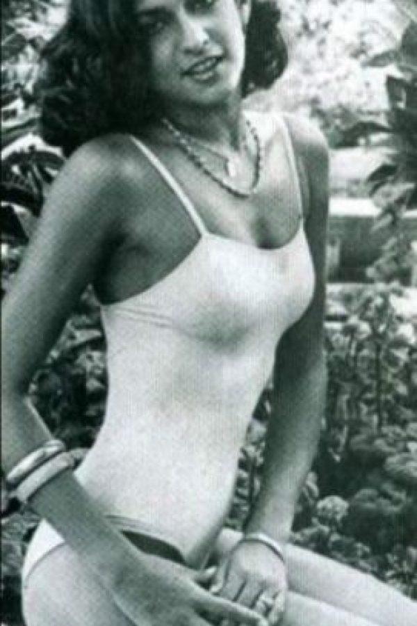 Fue coronada como Miss Venezuela en 1980. Años más tarde la encontraron sin vida con un impacto de bala en su cabeza. Foto:Tumbrl