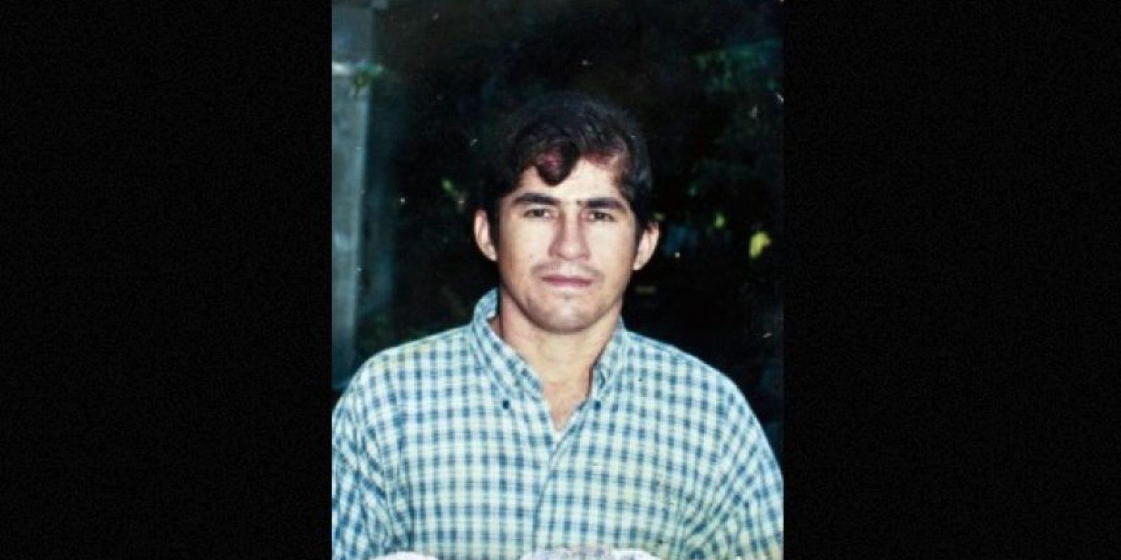 José Salvador Alvarenga, tiene aproximadamente 39 años Foto:AFP