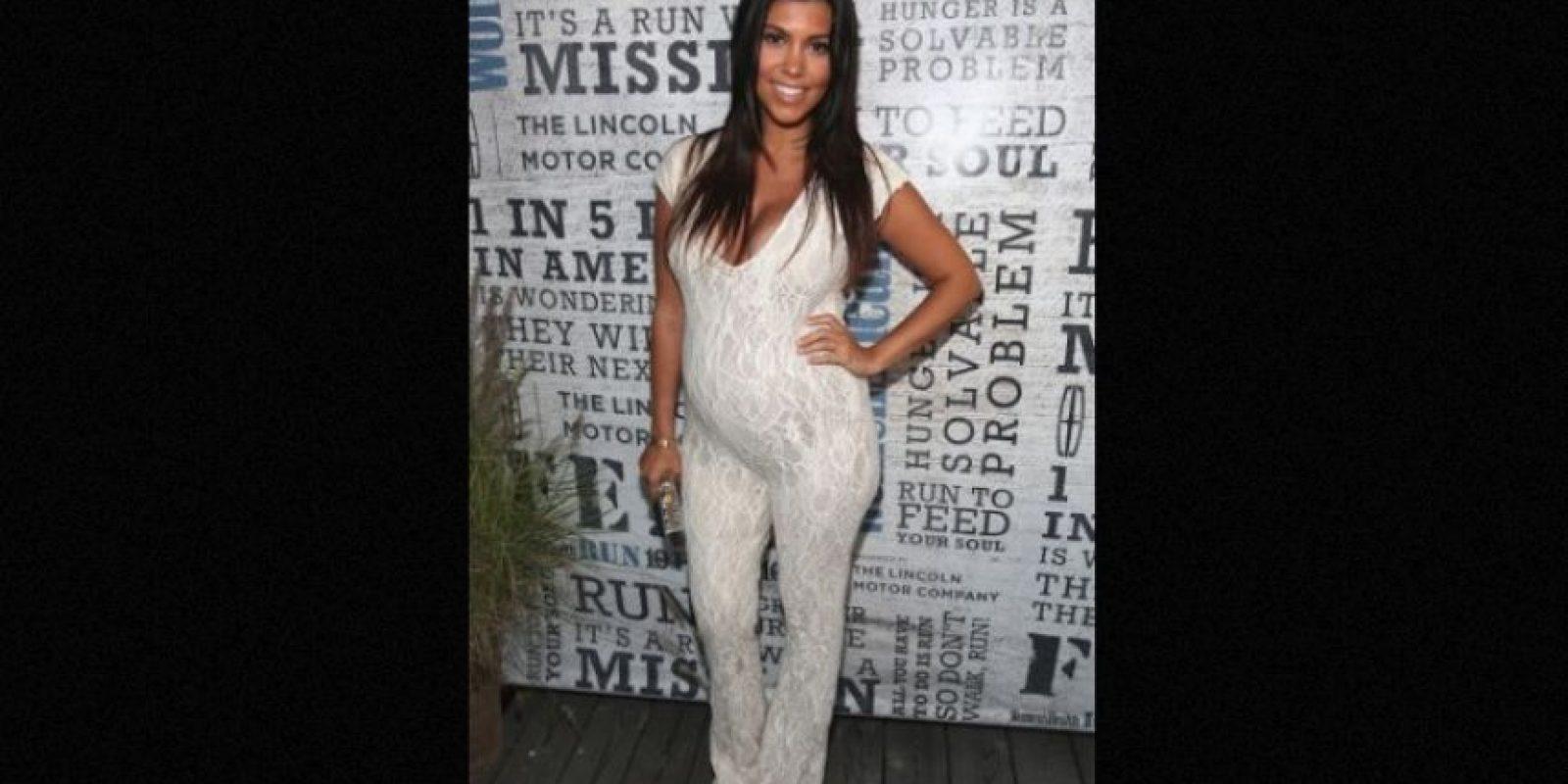 Kourtney Kardashian Foto:Getty Images
